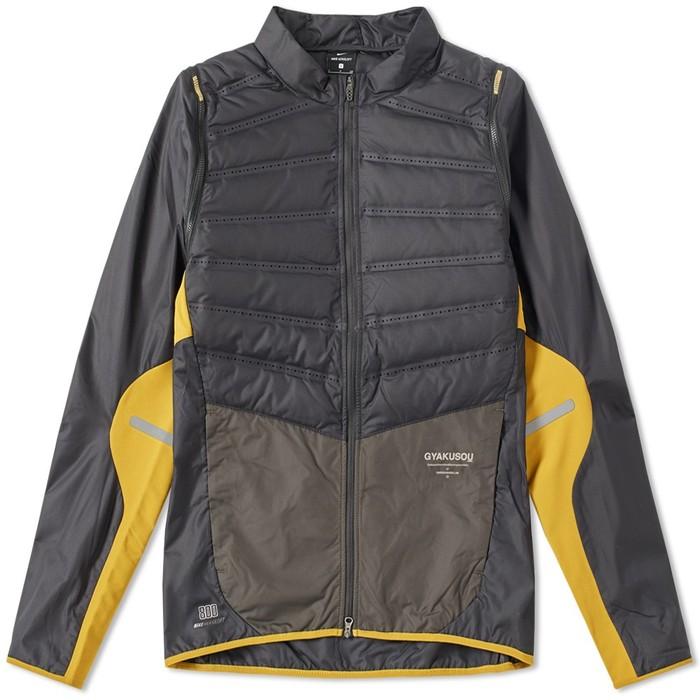 315aa36af75c Undercover Gyakusou Aeroloft Zip Off Jacket Size m - Light Jackets ...