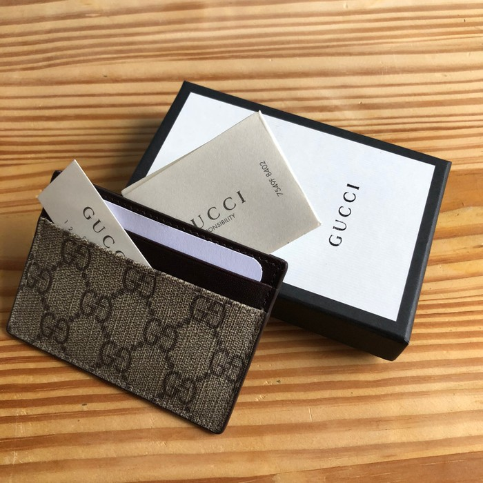 4794d868d13 Gucci Gucci Monogram Wallet Size one size - Wallets for Sale - Grailed