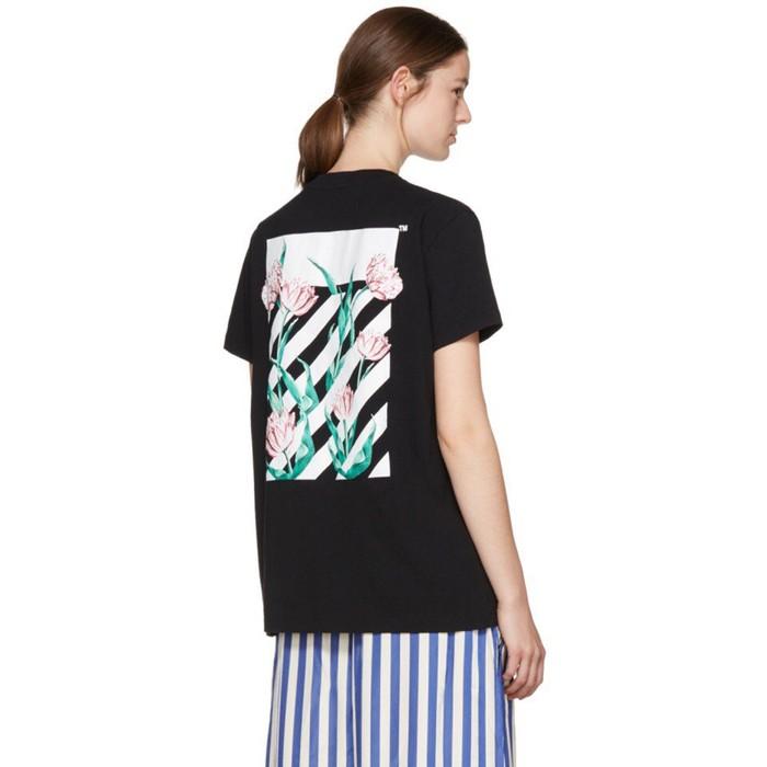 ab0e9696295da Off-White Tulip diagonals t shirt Size s - Short Sleeve T-Shirts for ...