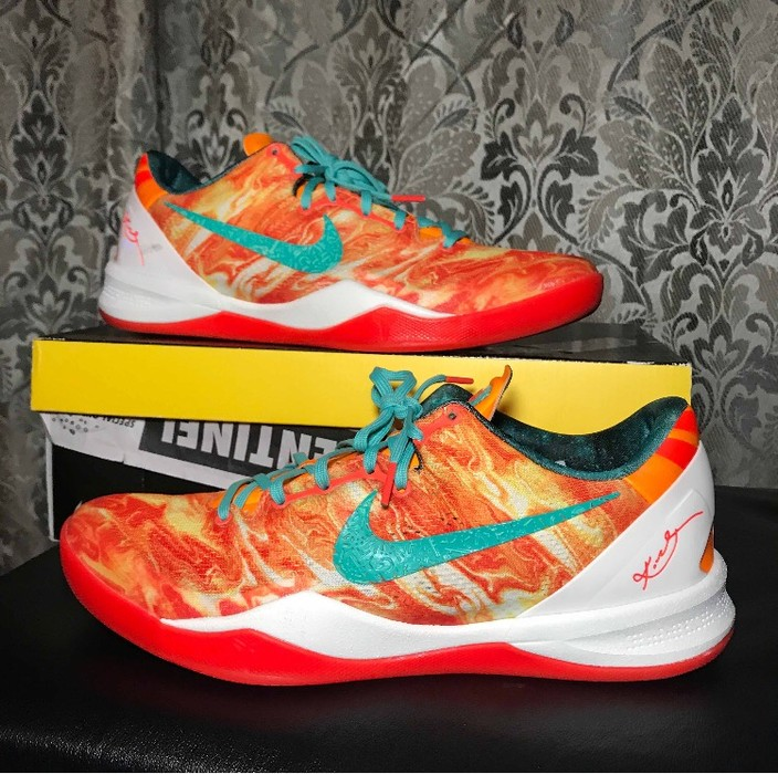 new product 88658 8edeb Nike Nike Kobe 8 System + AS (All Star) Extraterrestrial Limited Edition Basketball  Shoes