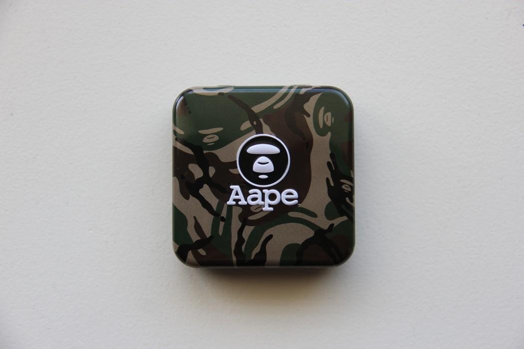 0fe5e0b37179 Bape. Bape Aape Condoms Jewelry Case (Green Camouflage