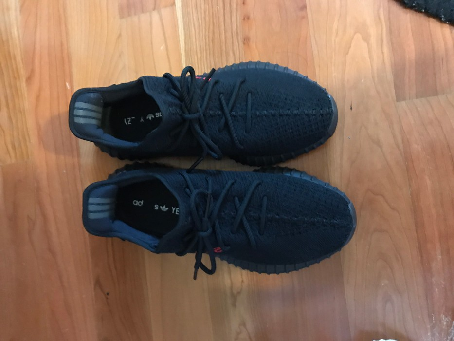 cbb70fdc1 Adidas Kanye West Yeezy Boost 350 V2 Bred Size 10 Size 10 - Low-Top ...