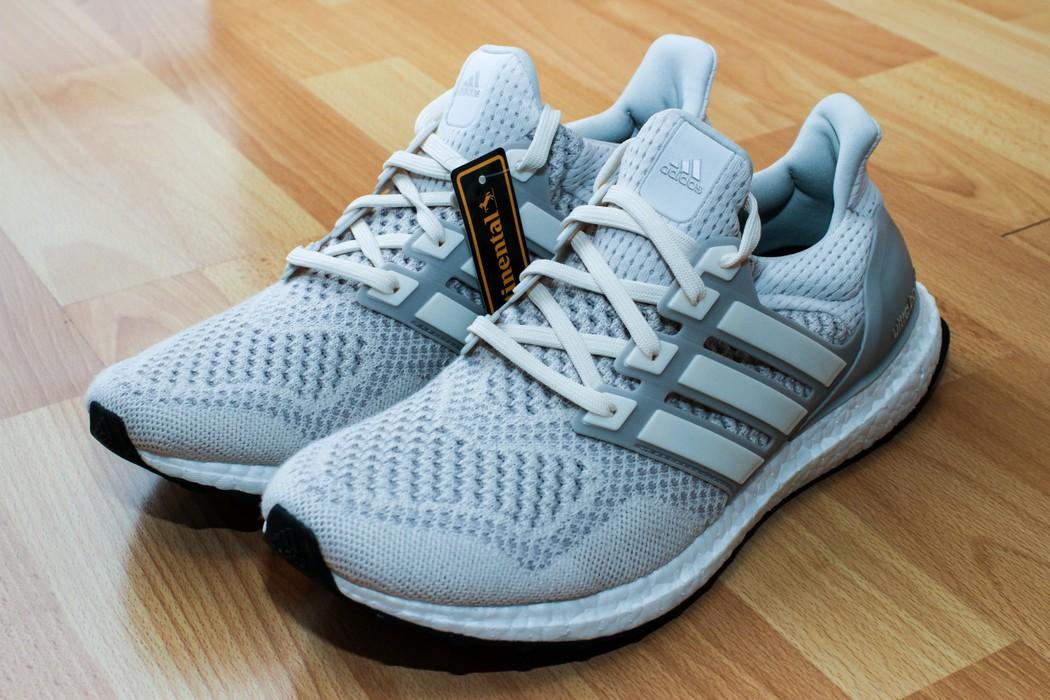 54765f7496e52 Adidas Ultra Boost - Cream Chalk Size 8.5 - for Sale - Grailed