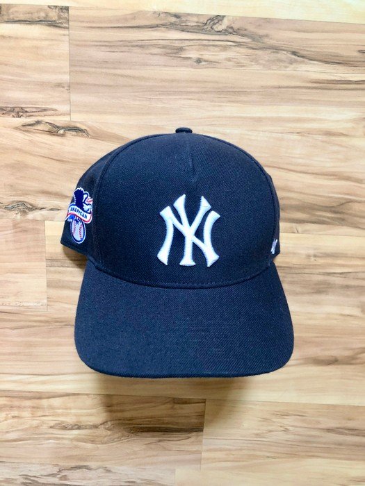 de94bac77a6 Supreme     FINAL PRICE     New York Yankees 5 Panel Baseball Snapback