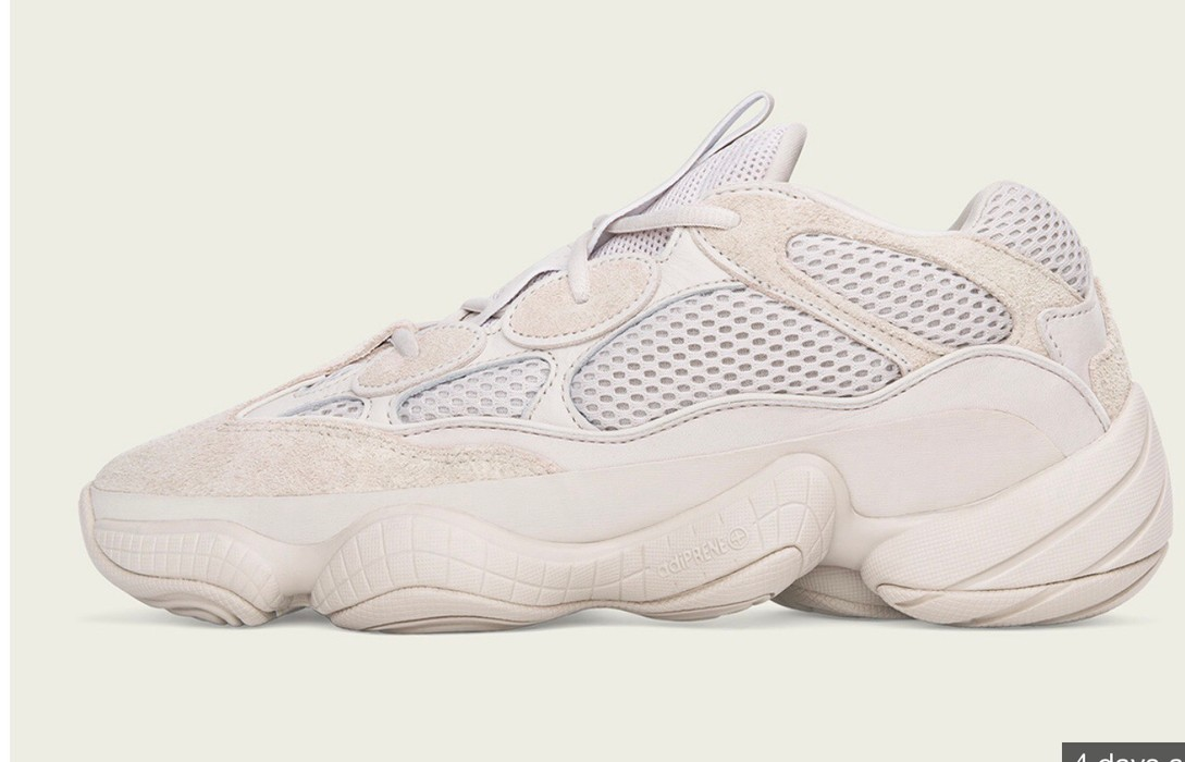ed536ee9f0f07 Adidas Yeezy 500 Blush Size 4 Size 6 - Low-Top Sneakers for Sale ...