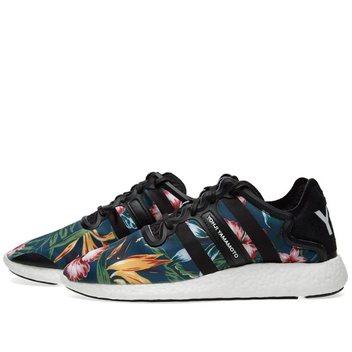ef89ad2302b6 Adidas Y-3 Yohji Boost Floral Size 11.5 - Low-Top Sneakers for Sale ...