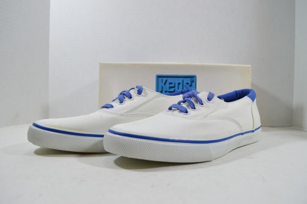 7e0f7b23462 Vintage Vintage 90s Keds New Mens 8.5 M Champion Mainsail Casual Lace Up  Shoes White Size