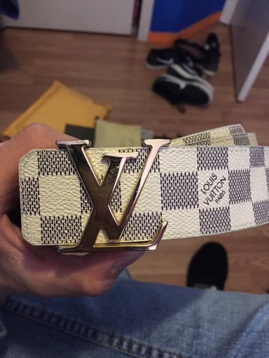 92a8adb8679e Louis Vuitton Men s Louis Vuitton belt Size 32 - Belts for Sale ...
