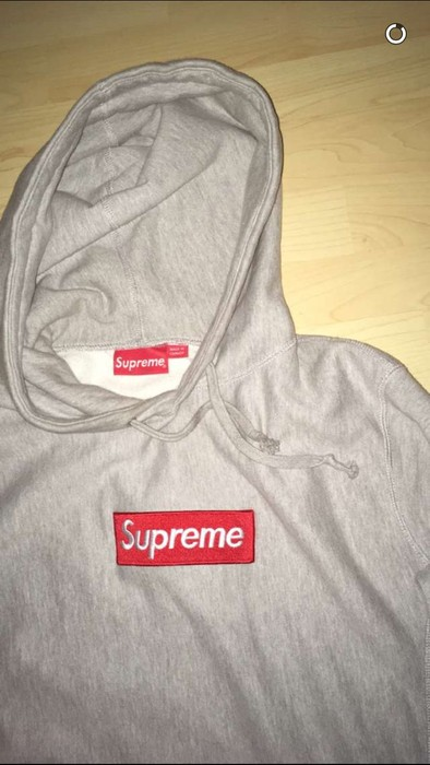 d541fd66b67d Supreme Red On Gray Bogo Size m - Sweatshirts   Hoodies for Sale ...