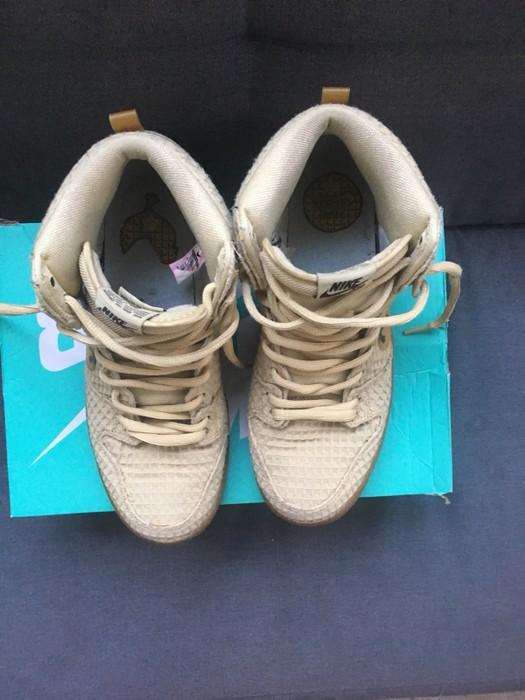 official photos 6ffe6 4fab1 Nike SB Dunk High Premium Hemp