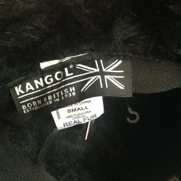 8c23b10aa1862 Hood By Air HBA X Kangol Furgora Casual Hat Black Size one size ...