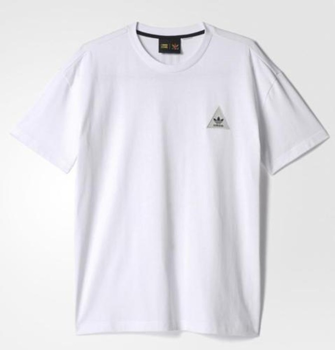 45796ecf5 Adidas Adidas Originals Pharrell Williams Hu Boxy Men s Tee T-Shirt BR1840  Size US M