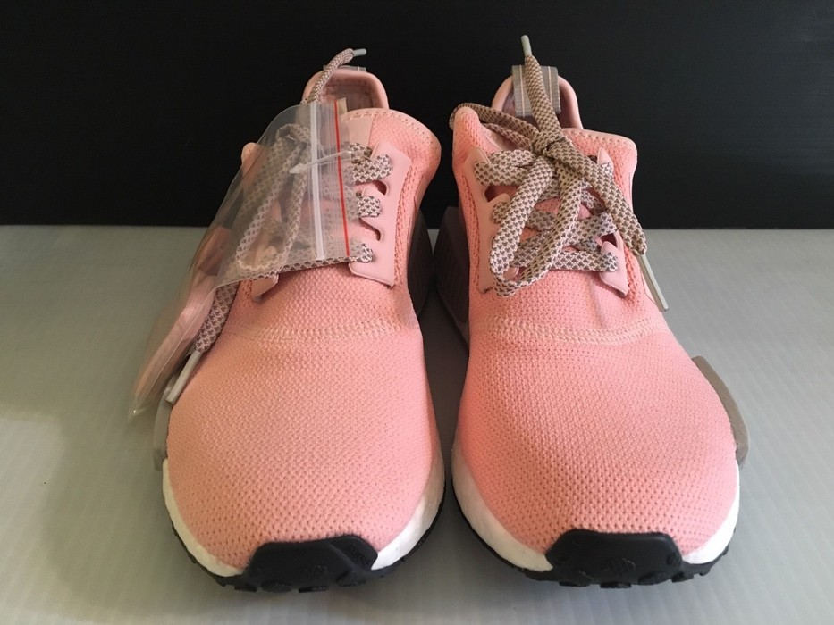 31c0e6886 Adidas Adidas NMD R1 W Vapour Pink Grey Onix Offspring BY3059 Size 6.5  Yeezy Raw Cream