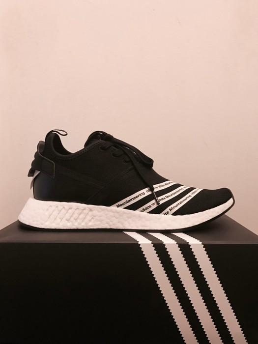 0359a83626895 Adidas adidas NMD R2 PK x White Mountaineering Size US 11   EU 44 - 4