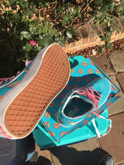 88f3108096bb Vans ODD FUTURE DONUT SK8 HI TOP VANS Size 11 - Hi-Top Sneakers for ...