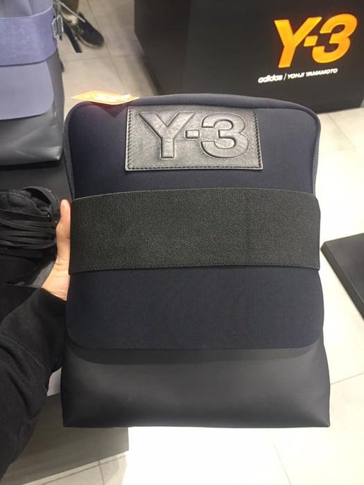 f049e60f1 Y-3 Y-3 QASA YOHJI YAMAMOTO Y3 PORTER SHOULDER BAG RETAIL 265 ...