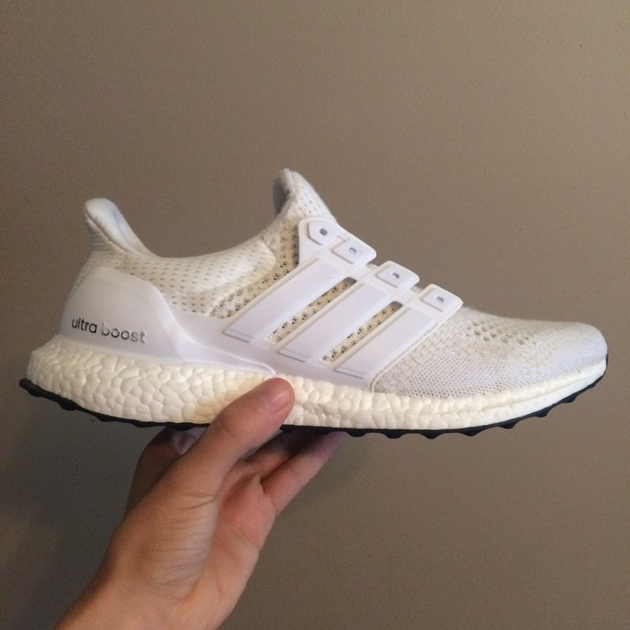 cb8f84db072c4 Adidas Triple white UB 1.0 Size 11 - Hi-Top Sneakers for Sale - Grailed