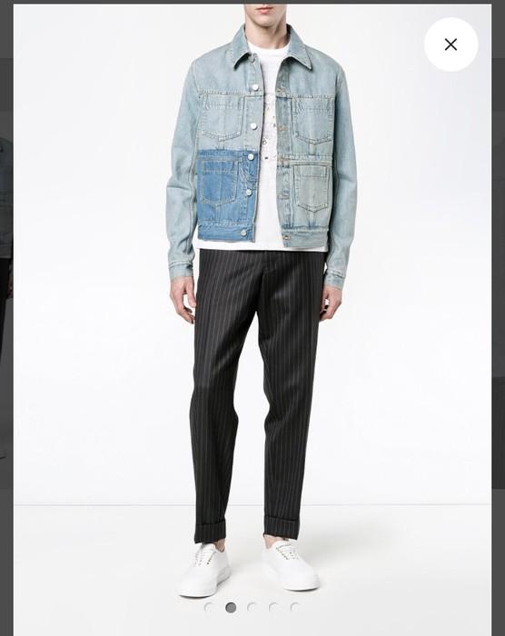 dcf58655dd Maison Margiela Bleached Denim Jacket Size m - Denim Jackets for ...