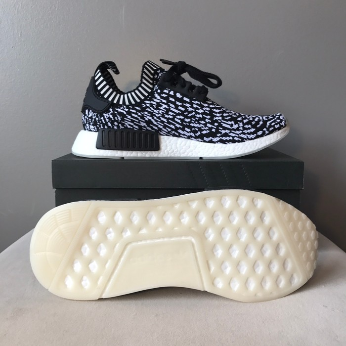 1c92e1a1e Adidas NMD R1 PK Sashiko Black Zebra Size 9 - Low-Top Sneakers for ...