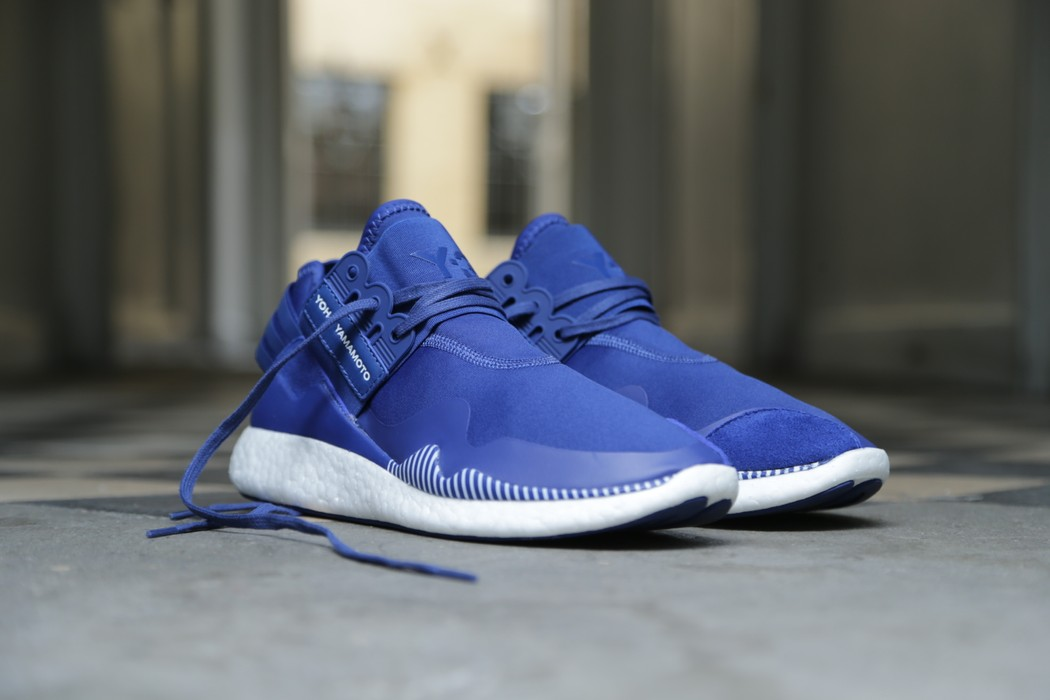 57fa4f7f95b84 Y-3 Retro Boost Blue Y3 Yohji Yamamoto Size 9 - Low-Top Sneakers for ...