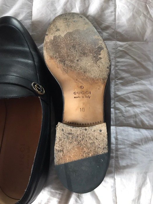 0e3584b4c74 Gucci Broadwick Loafer Size 11 - Slip Ons for Sale - Grailed