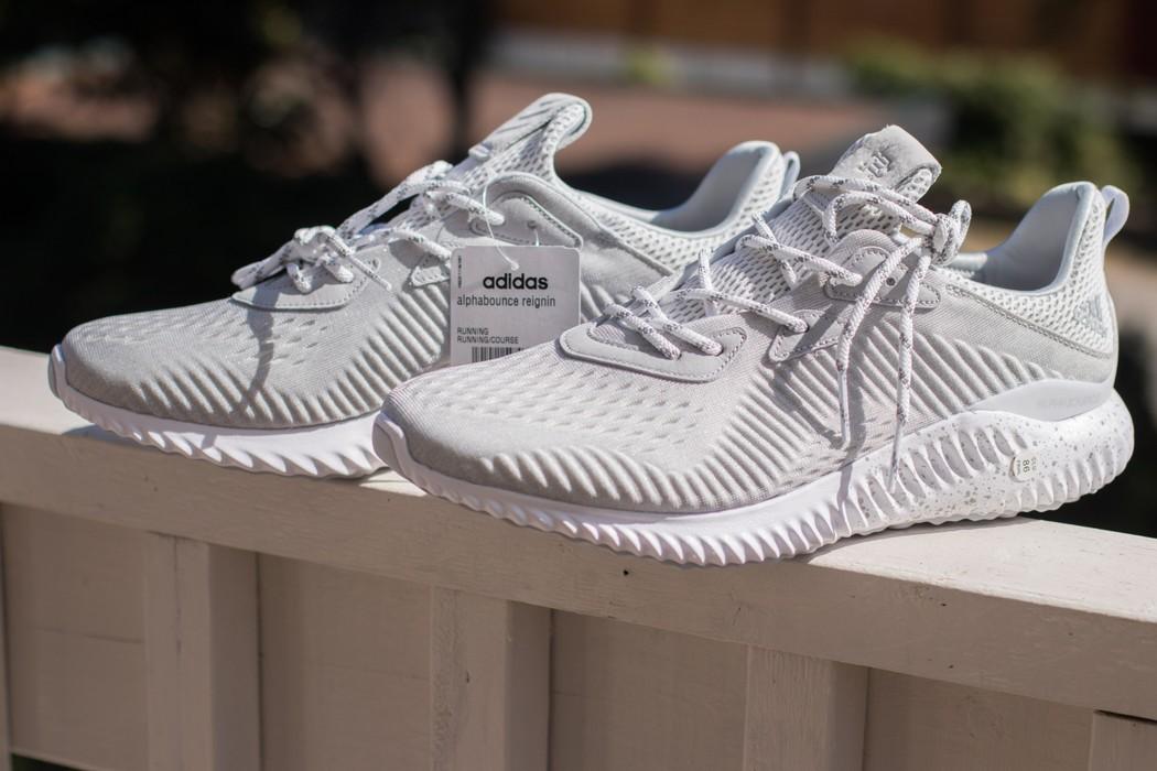 eab246f6e1d4c Adidas Adidas x Reigning Champ Alphabounce Size US 10.5   EU 43-44 - 4