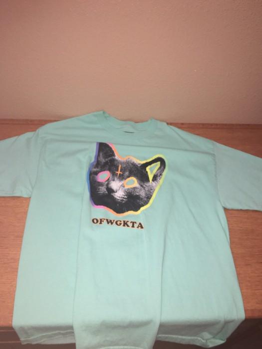 4e90ff80d3e4 Golf Wang ofwgkta kill cat tee Size xl - Short Sleeve T-Shirts for ...