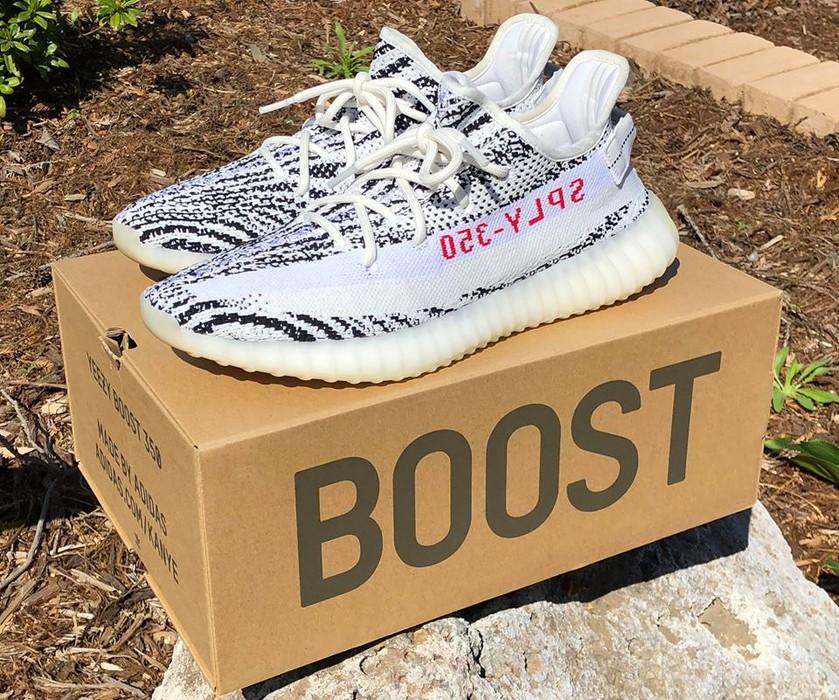 40b62e84452de Adidas Kanye West Yeezy Boost 350 V2