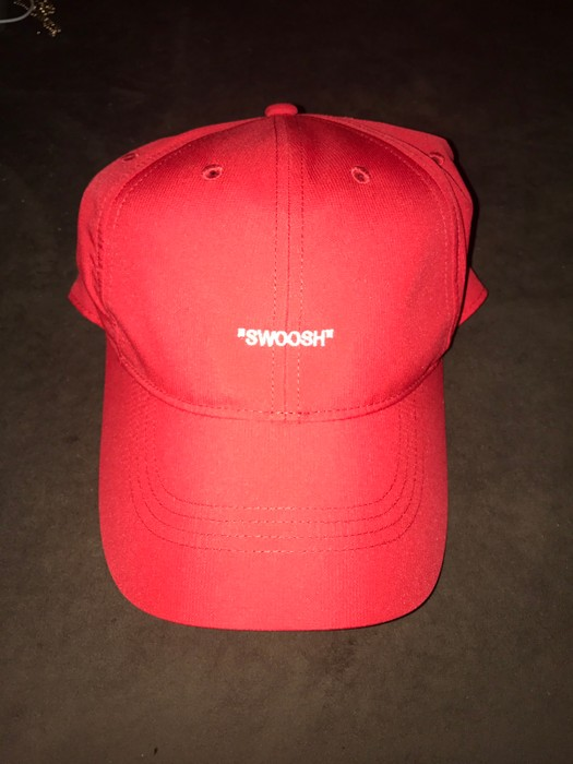 87d31724934 Nike Off White X Nike Golf Hat Size one size - Hats for Sale - Grailed
