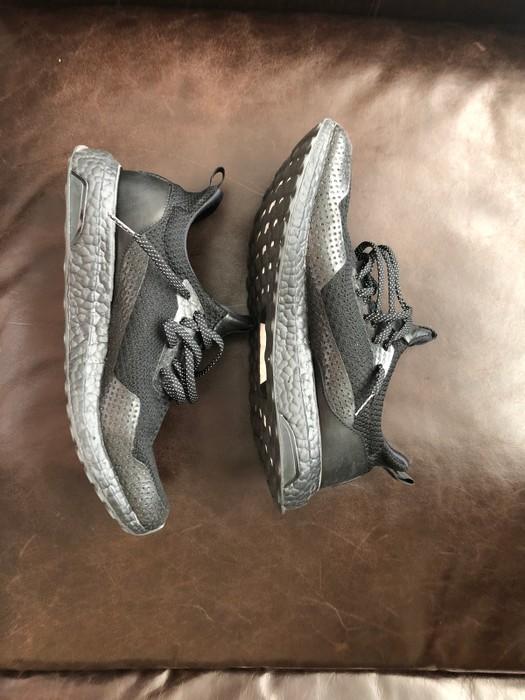 dc7720c1c26 Adidas Adidas Consortium X Haven Ultraboost Triple Black Uncaged Size US  10.5   EU 43-
