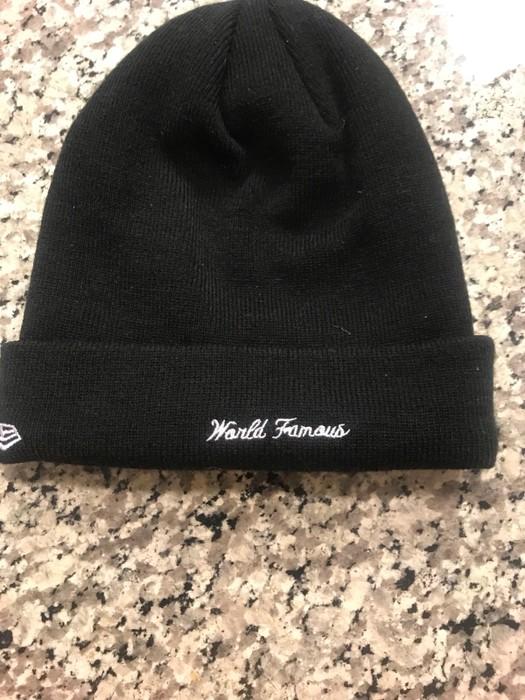 7c33775907d Supreme BOX LOGO BEANIE HAT CAP. NEON GREEN BLACK Size one size ...