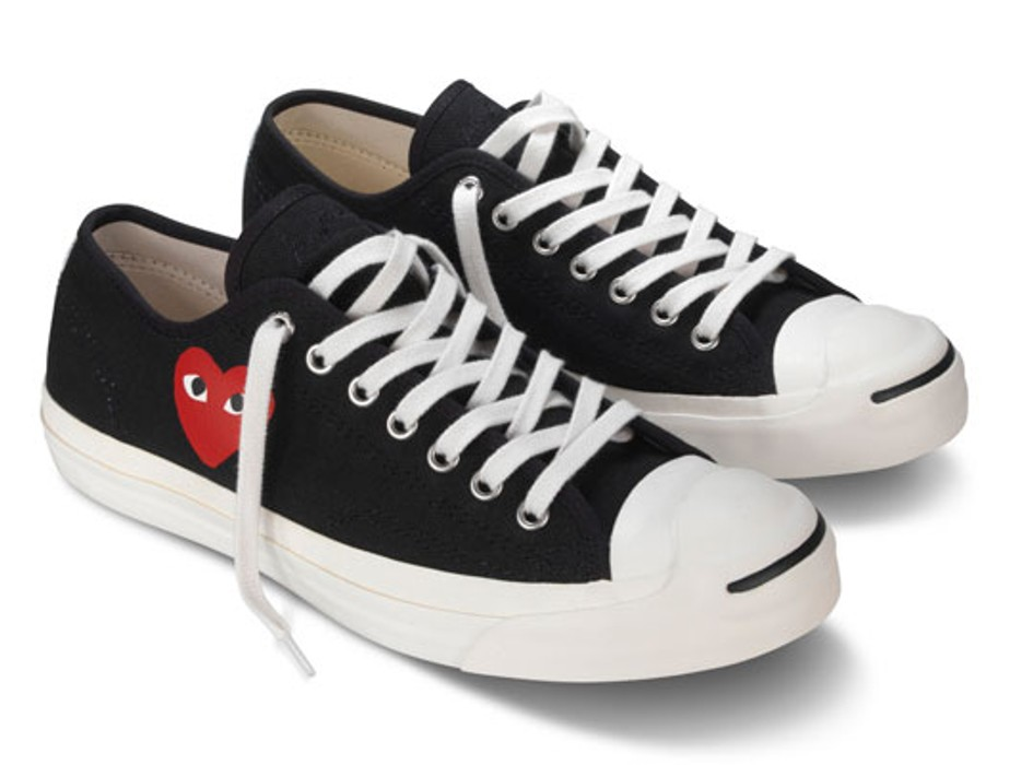 97489d07863f35 Comme des Garcons CDG x Jack Purcell Converse Size 9.5 - Low-Top ...