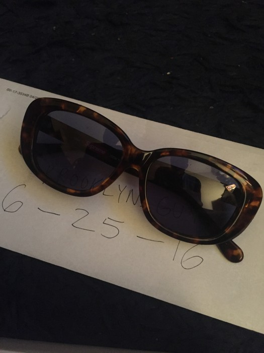 783212be43 Supreme 1994 Sunglasses Size one size - Glasses for Sale - Grailed