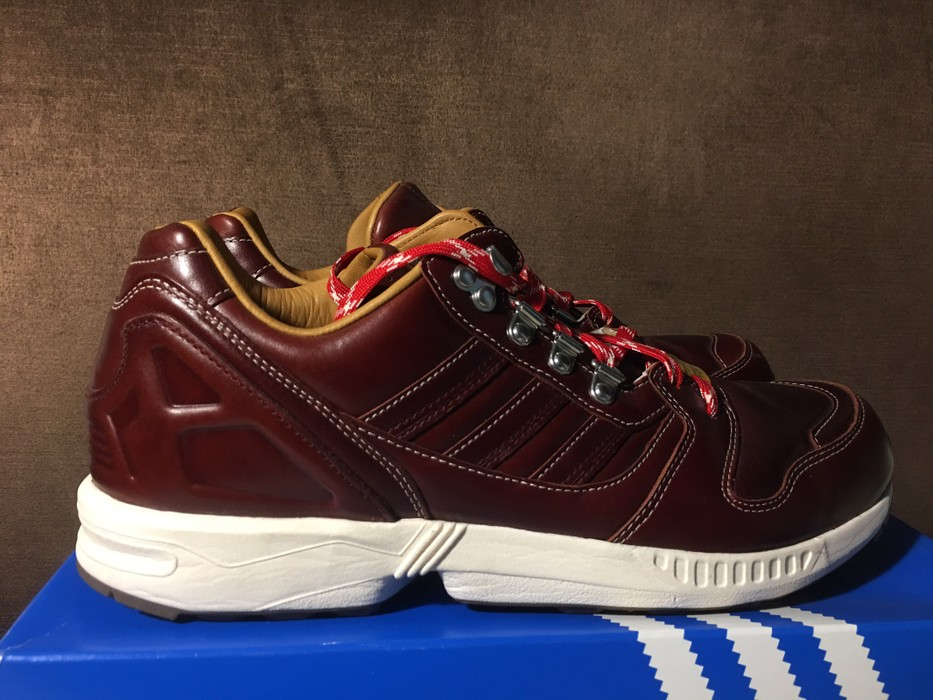 5e1cf12c37085 Adidas Adidas ZX 8000 Torsion Leather Hiker Size 11 - Low-Top ...