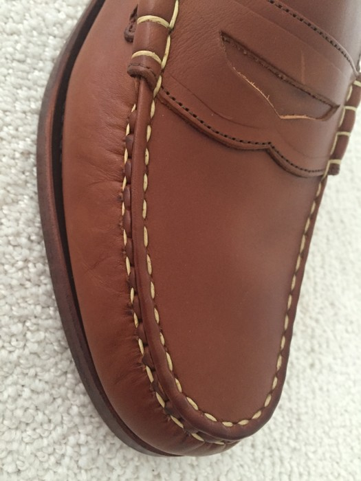 f8776492cb4 Allen Edmonds Kenwood - Tan Size 10 - for Sale - Grailed