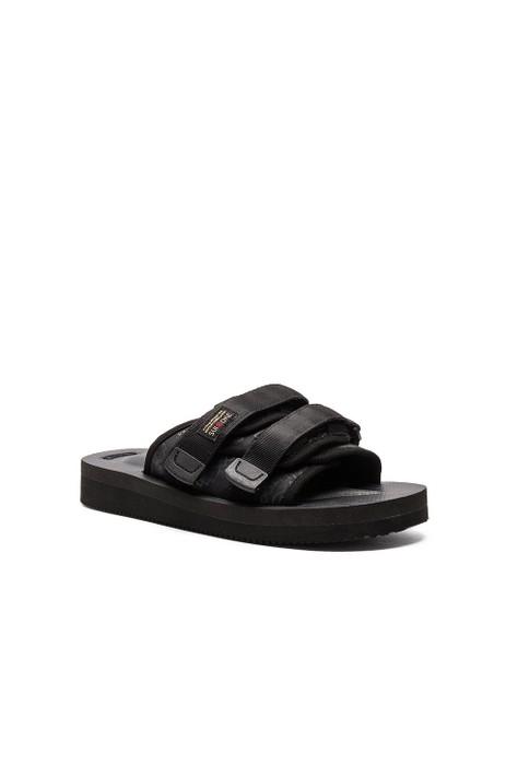 3312d291c34c Suicoke Black Clot Moto Sandal Size 11 - Sandals for Sale - Grailed