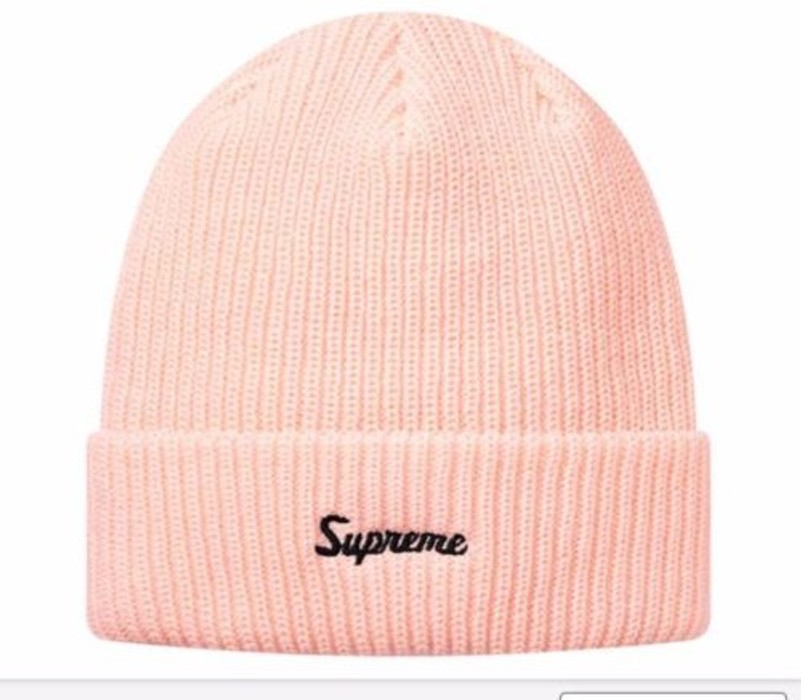 69ed01ee8eca5 Supreme Loose Gauge Beanie - PINK Size one size - Hats for Sale ...