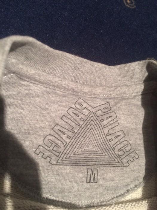 f8e5342b855e Palace Palace Tri Line Brit Crewneck Size m - Sweatshirts   Hoodies ...
