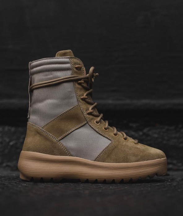 febaf2d3c4b Yeezy Season Yeezy Military Boots Rock Size 10 - Boots for Sale ...