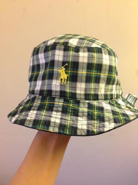 8d2803224c745 Polo Ralph Lauren Polo Bucket Hat. Reversible Size one size - Hats ...