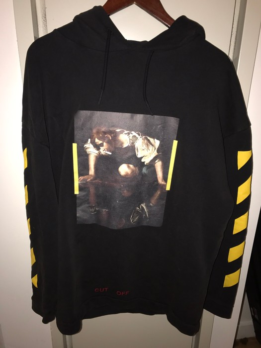 6bb594d32e0e Off-White Black Narciso Hoodie Size xs - Sweatshirts   Hoodies for ...