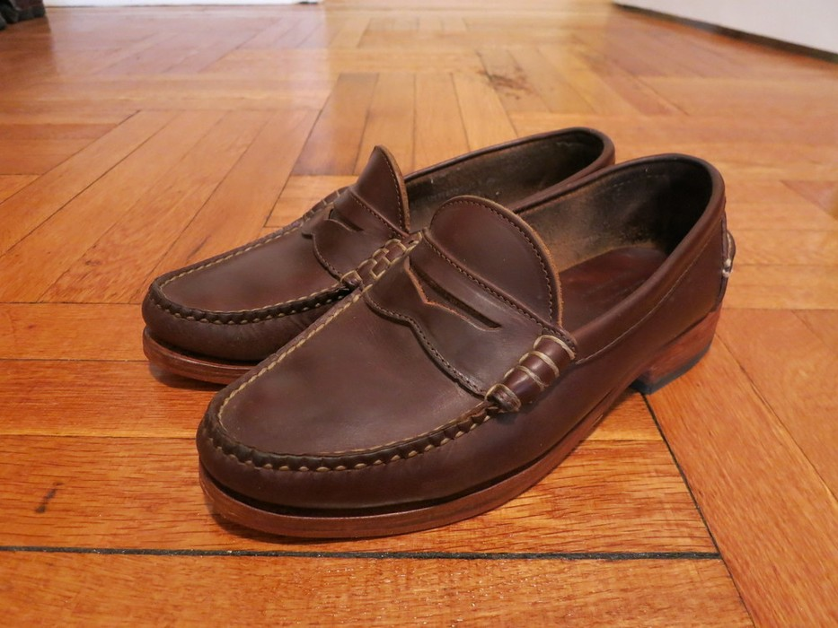 0d187d5ac02 Rancourt   Co. CXL Beefroll Penny Loafer Size 8 - Formal Shoes for ...