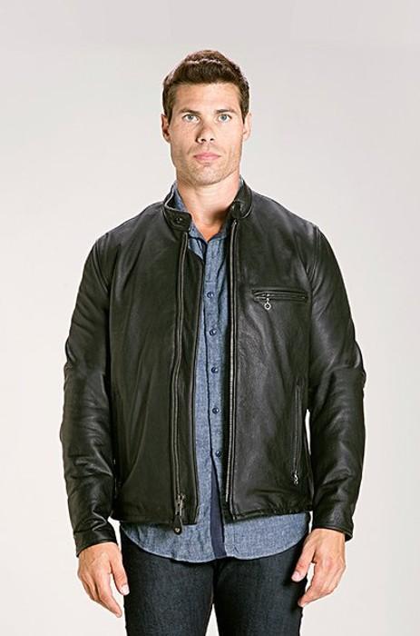 f978a8e5ec4 Schott Schott 530 (fits Big) Leather Jacket Size s - Leather Jackets ...