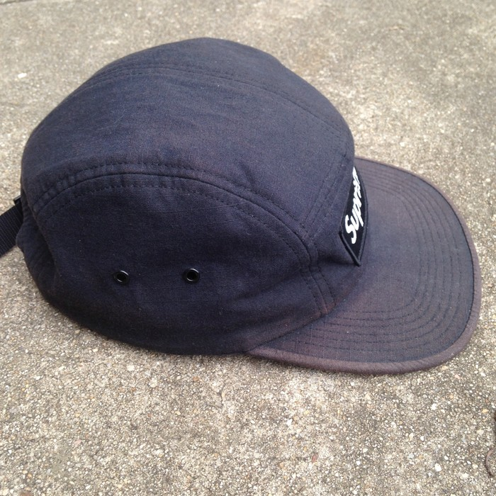 c708bb01653 Supreme Box Logo Camp Cap Size one size - Hats for Sale - Grailed