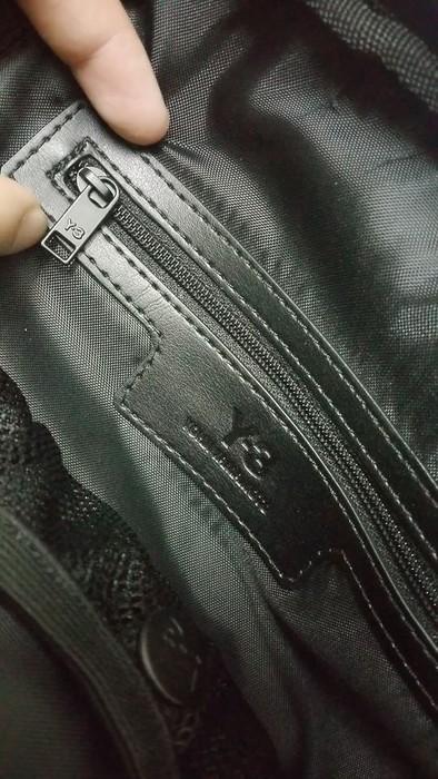 a438a7496 Adidas Y-3 QASA YOHJI YAMAMOTO Y3 PORTER SHOULDER BAG RETAIL 265€ SPRING  WINTER