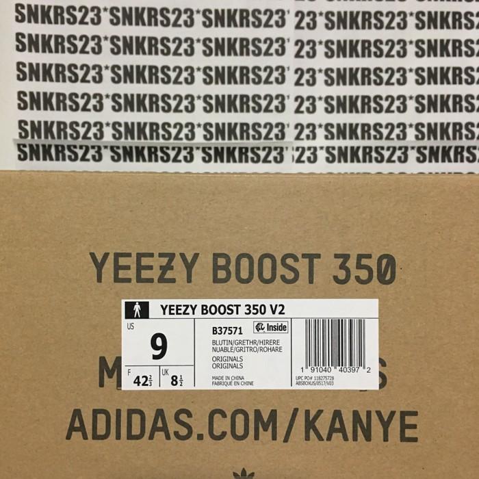 808507742b41c Adidas adidas Yeezy Boost 350 V2 Blue Tint - Semi Frozen Yellow Zebra Beluga  Cream White
