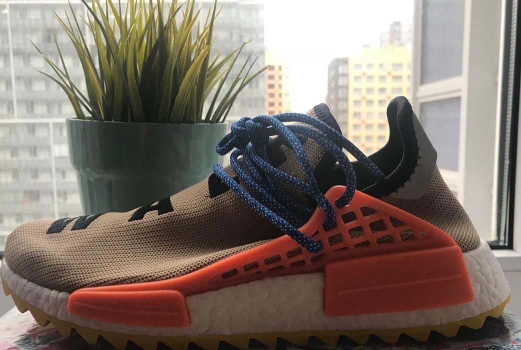 e84b9a977 Adidas adidas x Pharrell Williams Human Race NMD TR AC7361 6US Size US 6    EU 39