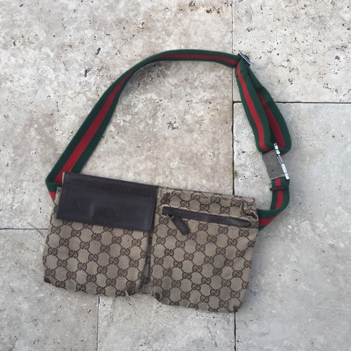 d1e126a796e Gucci Authentic Monogram Belt Bag Size one size - Bags   Luggage for ...