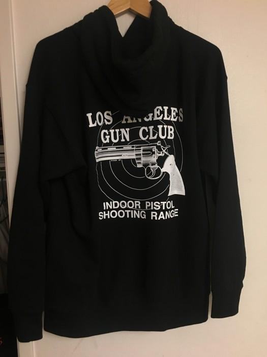 e2a3d01c2613e Los Angeles Jersey Los Angeles Gun Club Hoodie Size l - Sweatshirts ...