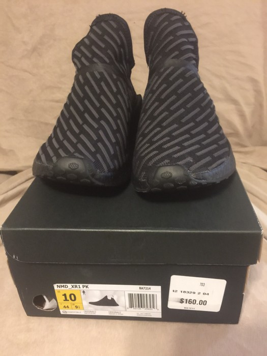 9a30e07b77a45 Adidas NMD XR1 Triple Black - Custom Uncaged Size US 10   EU 43 - 1